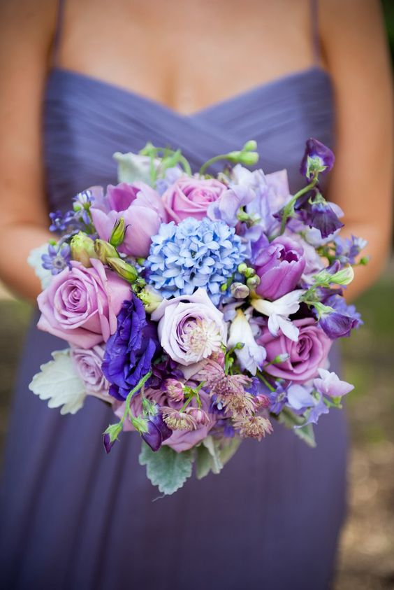 акцентный цвет для свадьбы
